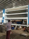 Máquina plegable del papel de alta velocidad de Tissu