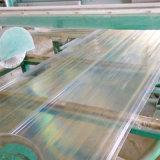 Strato ondulato del policarbonato a prova di proiettile riciclato Lexan di GE per l'autostazione