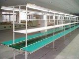 O PVC PU 90 grau rodando o transportador de correia