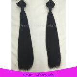 熱いFunmi Hair Pieces 100%販売の伯母さんの人間の毛髪