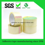 Clear Acrry Adhesive No Bubble BOPP Packing Tape No Noise