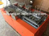 Rectángulo de papel automático de la comida que forma la máquina