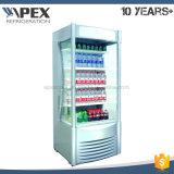 슈퍼마켓 열려있는 Multideck 열려있는 냉각장치 냉장 진열장 유럽 유형