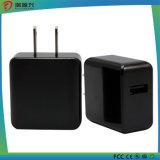 5V/2A, 9V/1.8A, 12V/1.5A QC 2.0 de Lader van de Reis van de Vierling USB