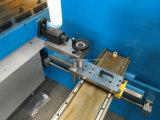 강철판 압박 브레이크 4 축선 유압 구부리는 기계