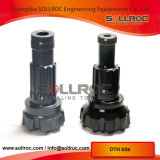 SD6 152mm, SD6 165mm, SD6 178mm, биты SD6 203mm DTH
