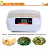 Hhd 판매 (YZ-32S)를 위한 새로운 도착 닭 기계 부화 계란 부화기