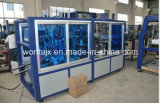 Machine à emballer automatique de vitesse moyenne pour les bouteilles (WD-XB25)