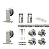 Hardware de la puerta deslizante del acero inoxidable para resbalar el hardware de la puerta de granero