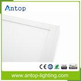 595*595 603*603 620*620mm s'arrêtant/panneau blanc enfoncé d'éclairage LED
