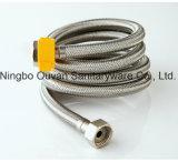 O aço inoxidável 304 trançou a mangueira flexível