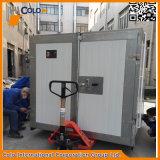 Forno elettrico industriale della pittura della polvere per il blocco per grafici di Motorcyclone