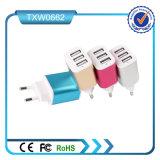 3 spina domestica europea del caricatore del USB 5V 2.1A