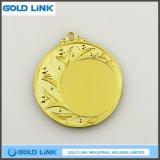 金はカスタム金属メダル賞の硬貨の記念品のクラフトを刻む