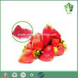 El extracto de fresa natural orgánico 4: 1~20: 1, los polifenoles y vitamina C