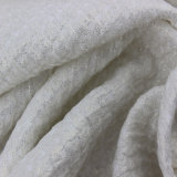 Shiny Metalic-Like 100% Polyester New Style Crinkle Fabric for Garment