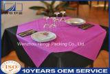 100% Spunbond não tecido de polipropileno para toalhas de mesa