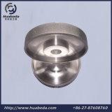 Formung des galvanisierendiamanten, der Wheel&Diamond reibendes Poliercup-Rad reibt