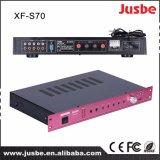 Xf-S70 65W*2 교실 가르침을%s 직업적인 통합 오디오 증폭기 특히