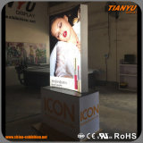 Frameless LED Tecido Light Box