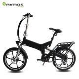 Bicicleta eléctrica de aluminio de la aleación de la fábrica 20 de Changzhou '