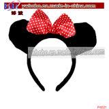 Fascia dei capelli della fascia degli accessori dei capelli del regalo di promozione (P4023)