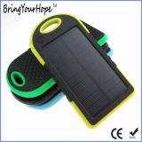 3000mAh는 방수 처리한다 태양 에너지 은행 충전기 (XH-PB-043)를