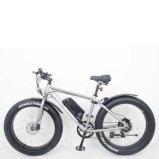 뚱뚱한 타이어 전기 자전거 또는 눈 타이어 전기 자전거 /26 X4.0 뚱뚱한 타이어 전기 눈 전기 자전거