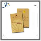 PVC impresso Sle4442 / 4428/5542/5528 Cartão de cartão de contato