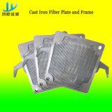 Hohe Leistungsfähigkeits-Membranen-Filterpresse-Maschine, chemisches Filterpresse-Gerät
