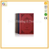 Qualitäts-Berufsausgabe-Notizbuch mit farbenreichem Drucken