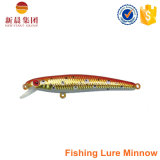 Hundres Color Hard Minnow Fishing Lures
