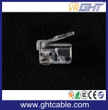 4p4c kristal HoofdRj09 voor de Draad van de Ontvanger van het Handvat van de Telefoon