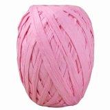 La Rafia Jarrón de cinta de papel coloridos Huevos de rafia para embalaje