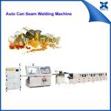 Máquina de comida automática com frutos de conservas de peixe
