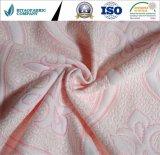 tela que hace tictac del colchón del telar jacquar 100%Polyester