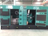 генератор 400kw/500kVA приведенный в действие Cummins молчком тепловозный (KTA19-G4) (GDC500*S)