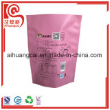 Saco de plástico Ziplock personalizado do malote para o empacotamento de Chocloate do Oatmeal