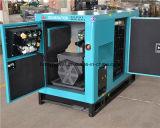 10kw generador, tipo silencioso, tipo automático, refrigerado por agua