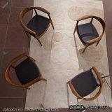純木は設計した販売(SP-CT586)のためにセットされたダイニングテーブルの椅子を
