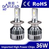 고품질 옥수수 속 칩을%s 가진 최고 밝은 LED 차 빛