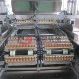 Doces automáticos do Lollipop que fazem a máquina na maquinaria