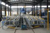 El panel ligero del muro de cemento del peso ligero EPS de emparedado de la máquina incombustible impermeable del panel que hace la máquina