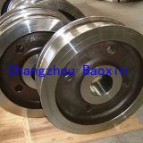 Baoxin Outlets Doble brida rueda forjado