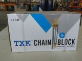 CB-C élévateur à chaînes manuel de 3 tonnes avec le GS de la CE