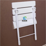 Safety Folded Wall Plated Bathroom Seat Handicap Shower Chair