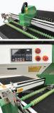 Oszillierender Messer-Ausschnitt-Maschinen-Gravierfräsmaschine-Schaumgummi EVA/Leather