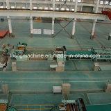 Machine de découpage de poinçon en acier pour la coupure à la ligne machine de longueur