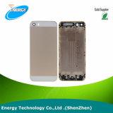 Accesorios móviles para la cubierta coloreada iPhone5S, para la puerta trasera de la batería del iPhone 5s, para el iPhone 5s que contiene la contraportada