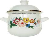 毎日の使用のためのTraditinonalのエナメルの重い調理の鍋